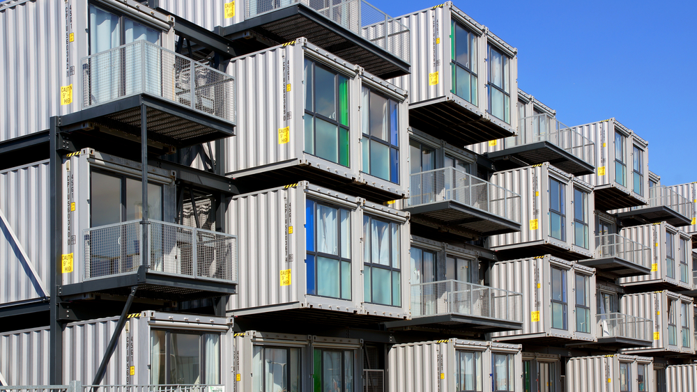 The Skinny On Building Containers